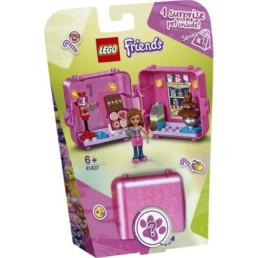 LEGO Friends 41407 Olivia's Play Cube – Sweet Shop