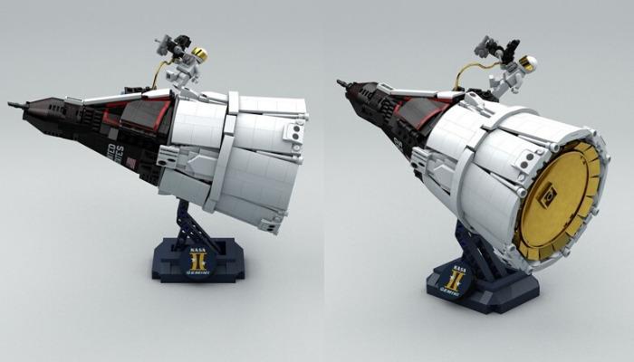 LEGO Ideas Project Gemini