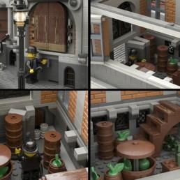LEGO Ideas The Bakery bereikt de 10K supporters