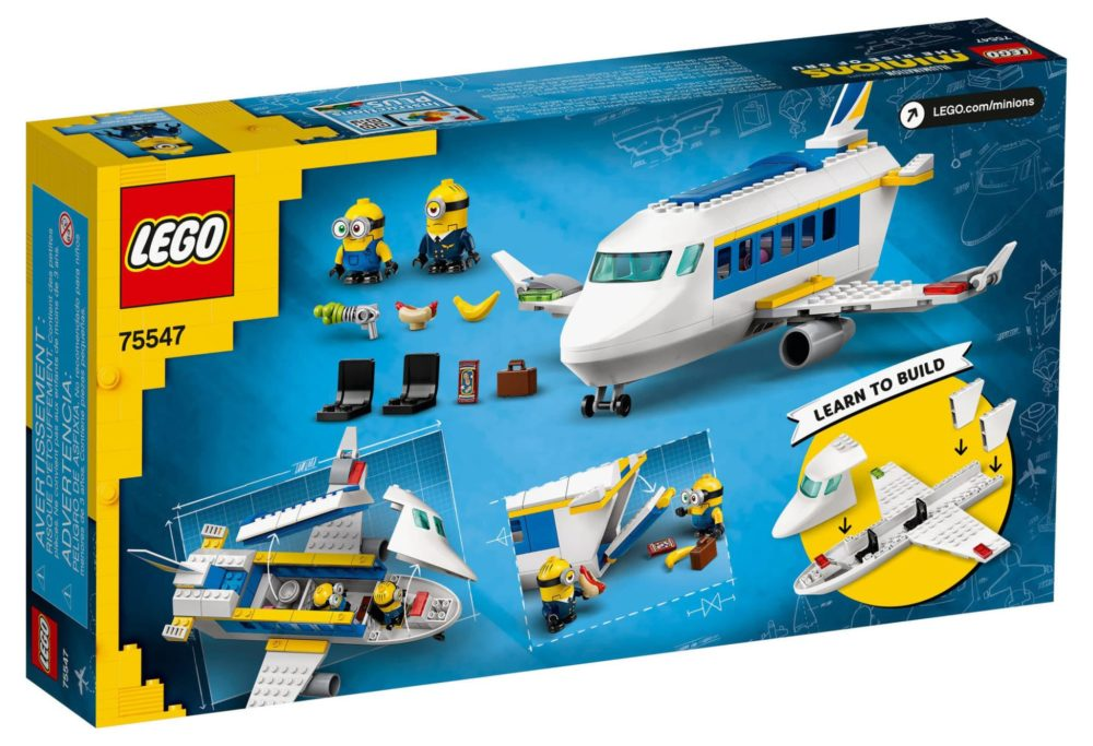 LEGO Minions 75547 Minion Pilot in Training