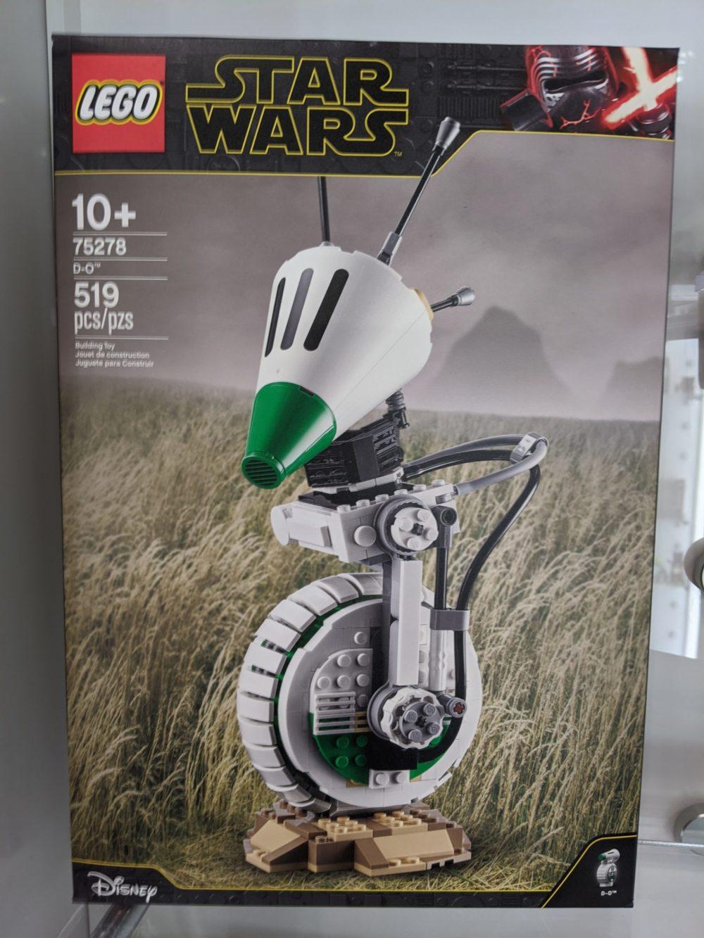 New York Toy Fair - LEGO Star Wars 75278 D-O