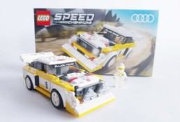 LEGO Speed Champions 76897 Audi Sport Quattro S1