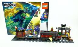 LEGO Hidden Side 70424 Ghost Train Express
