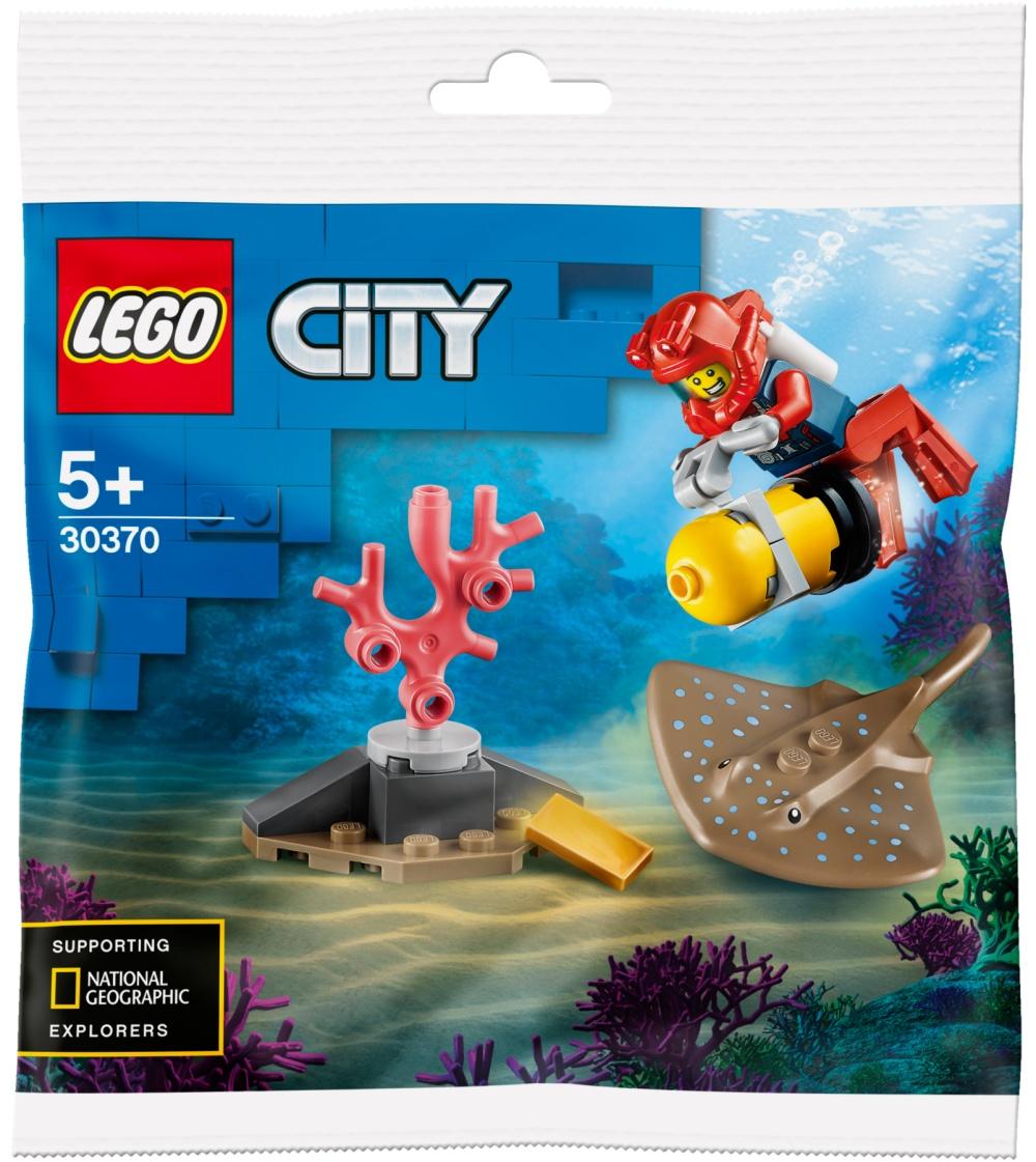 LEGO City 30370 Deep Sea Diver