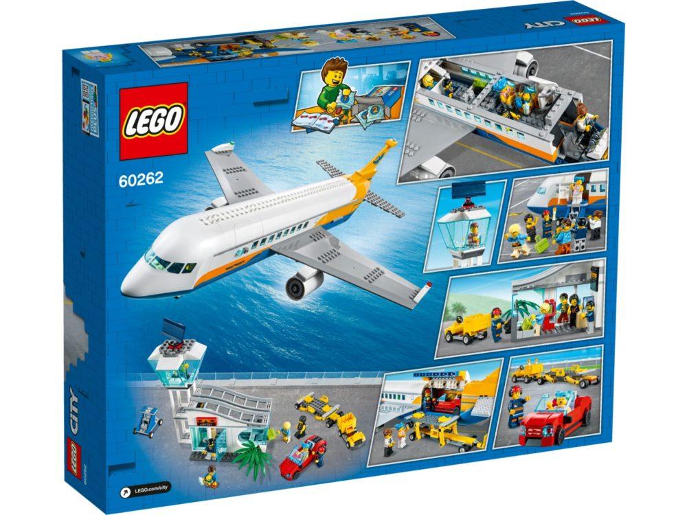 LEGO City 60262 Passenger Plane