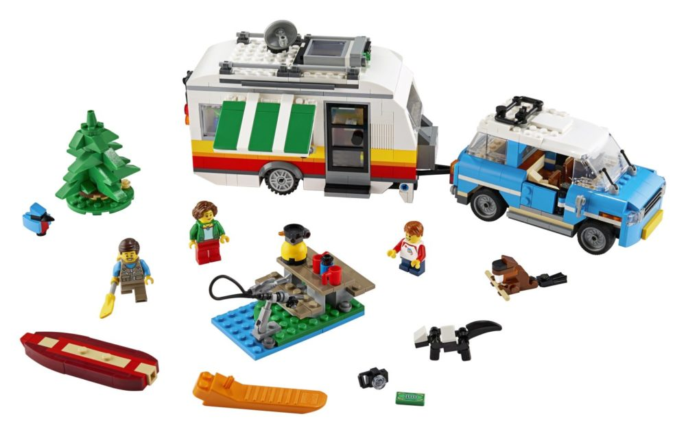LEGO Creator 31108 Summer Vacation