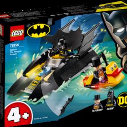 LEGO DC 76158 Batboat Penguin Pursuit