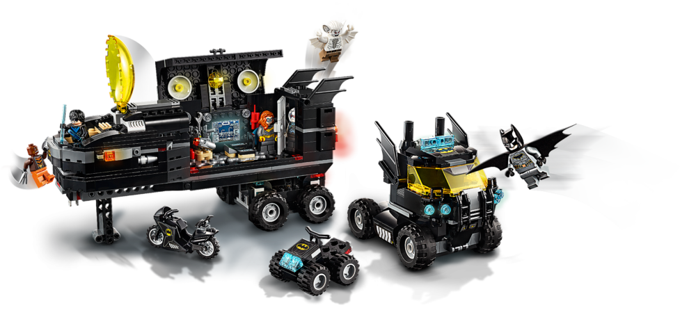 LEGO DC 76160 Mobile Bat-Base