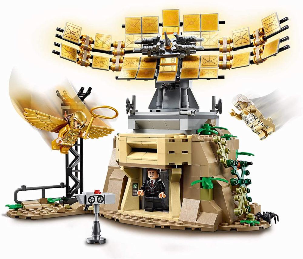 LEGO DC Comics 76157 Wonder Woman vs Cheetah