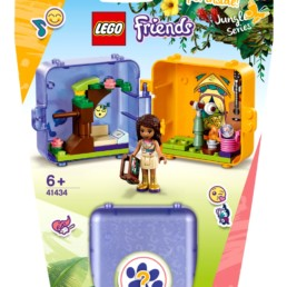 LEGO Friends 41434 Andreas Jungle Cube - Observation Sation