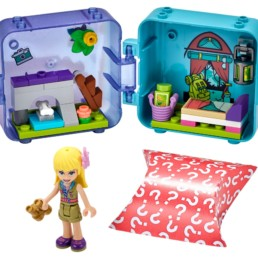 LEGO Friends 41435 Stephanie's Jungle Cube - Research Room