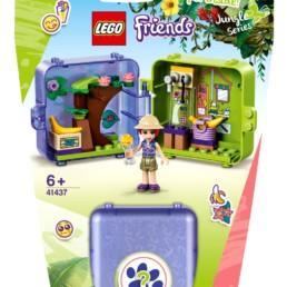 LEGO Friends 41437 Mia's Jungle Cube - Juice Bar