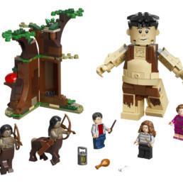 LEGO Harry Potter 75967 Forbidden Forest Umbridge's Encounter