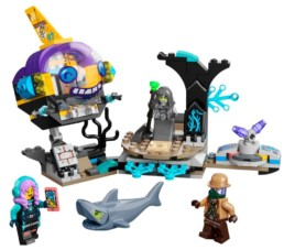 LEGO Hidden Side 70433 JB's Submarine
