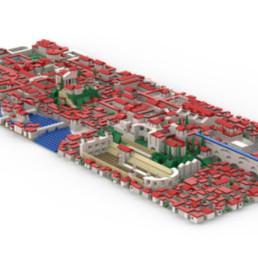 LEGO Ideas Historically Accurate Rome