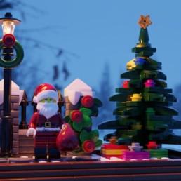 LEGO Ideas Seasons in Time Calendar