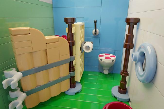LEGO Ideas Spongebob Squarepants - The Krusty Krab