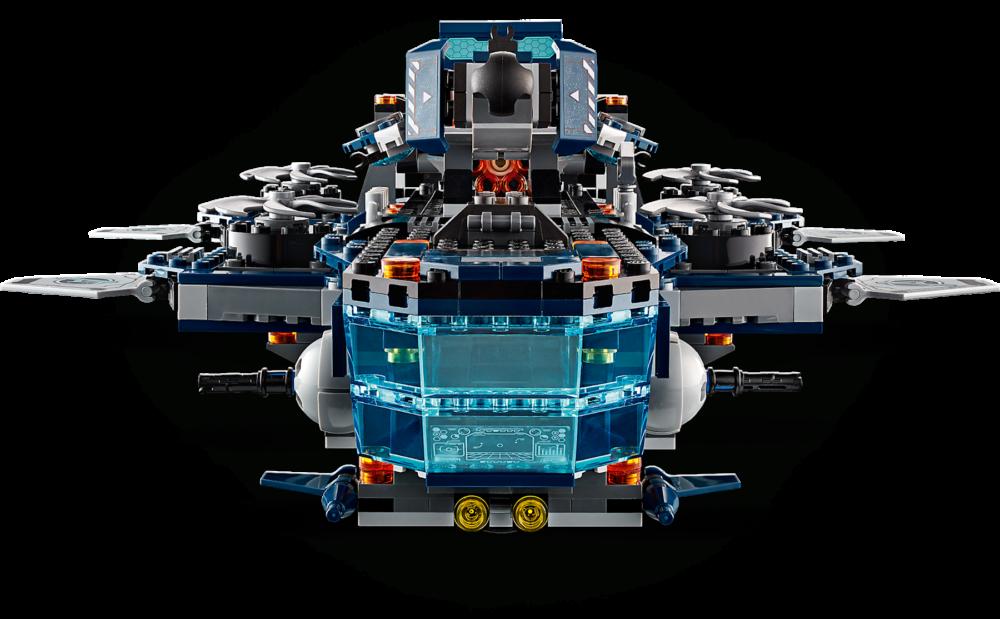 LEGO Marvel 76153 Avengers Helicarrier