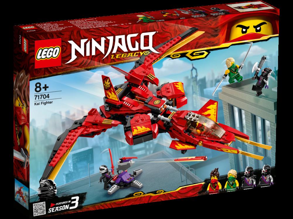 LEGO Ninjago 71704 Kai's Fighter