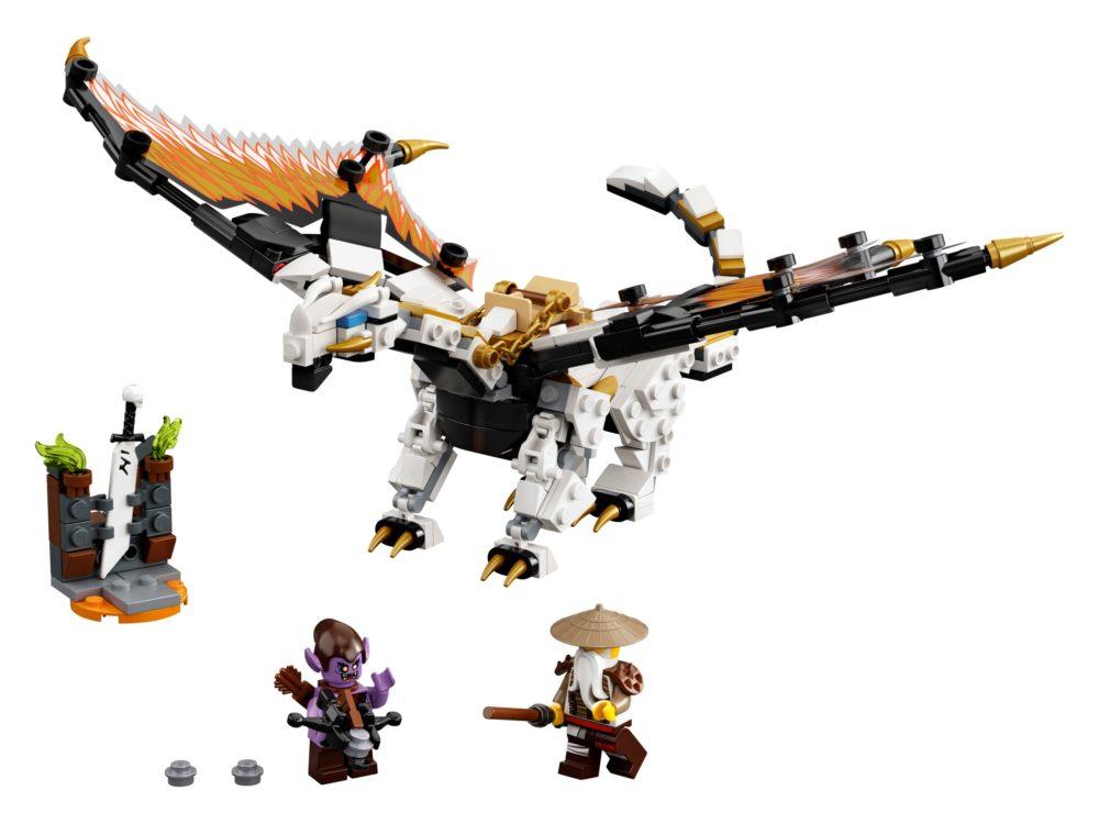 LEGO Ninjago 71718 Wu's Battle Dragon