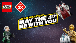 LEGO Star Wars May the 4th 2020