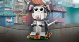 Gratis LEGO Year of the Rat