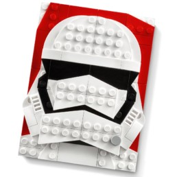 LEGO Brick Sketches 40391 First Order Stormtrooper