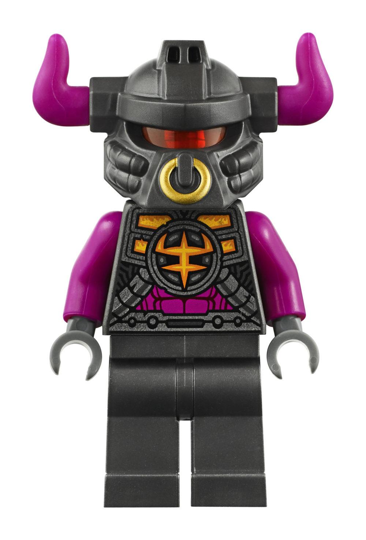 LEGO Bull Minion Minifigure