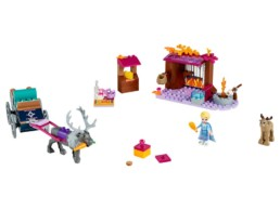 LEGO Elsa's Wagon Adventure
