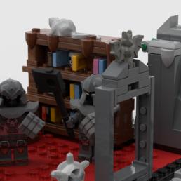 LEGO Ideas LEGO HeroQuest bereikt 10K supporters