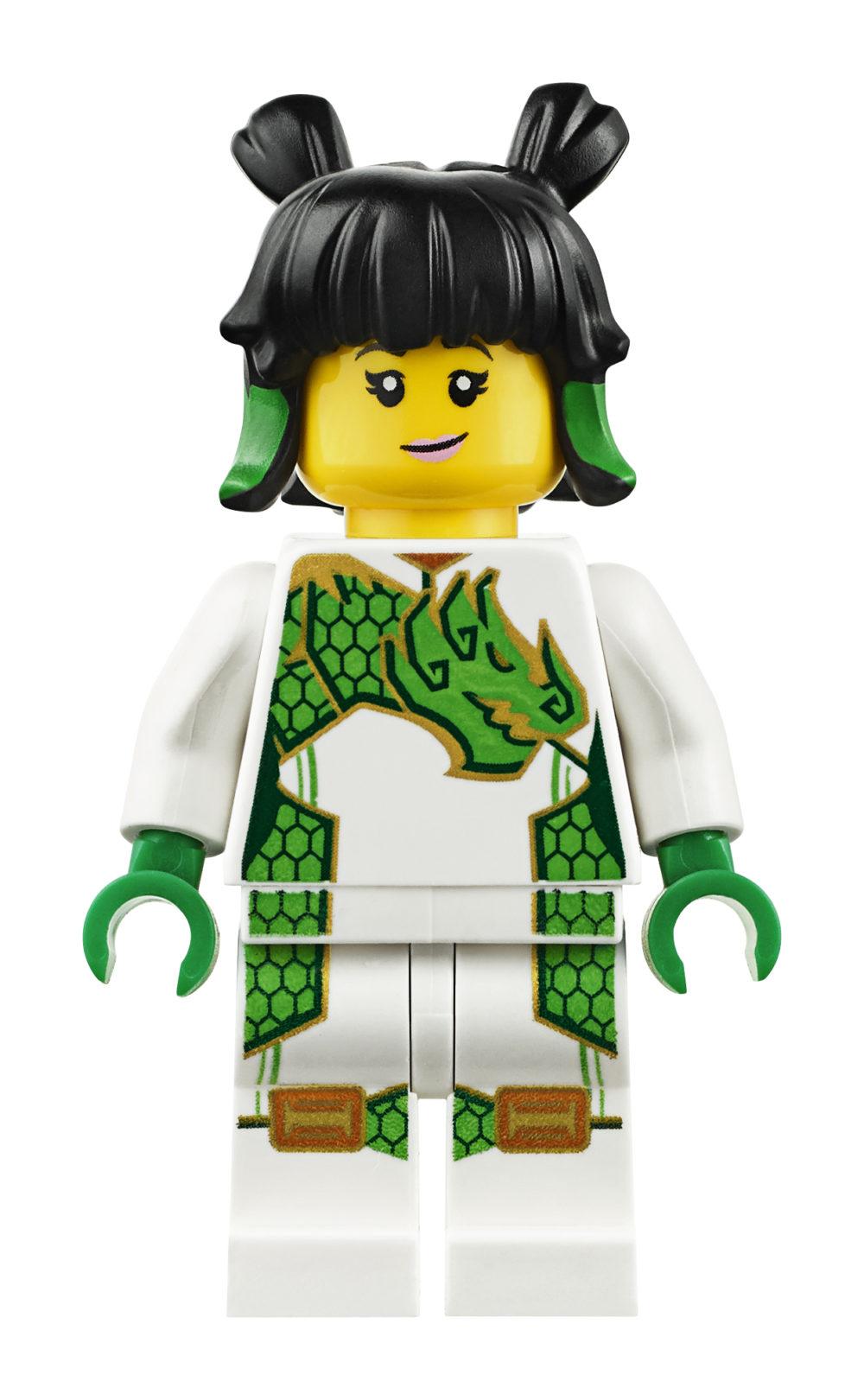LEGO Mei Minifigure