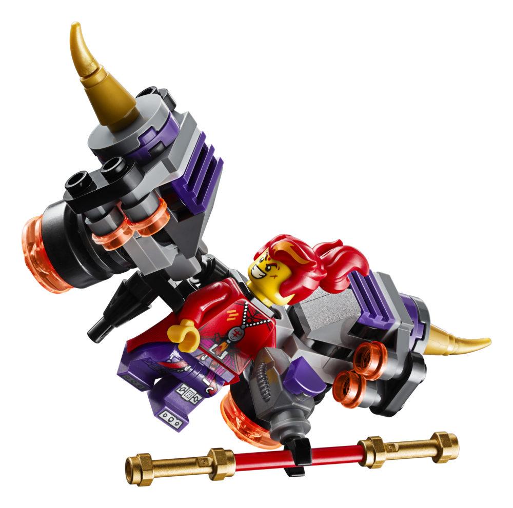 LEGO Monkie Kid 80008 Monkie Kid's Cloud Jet
