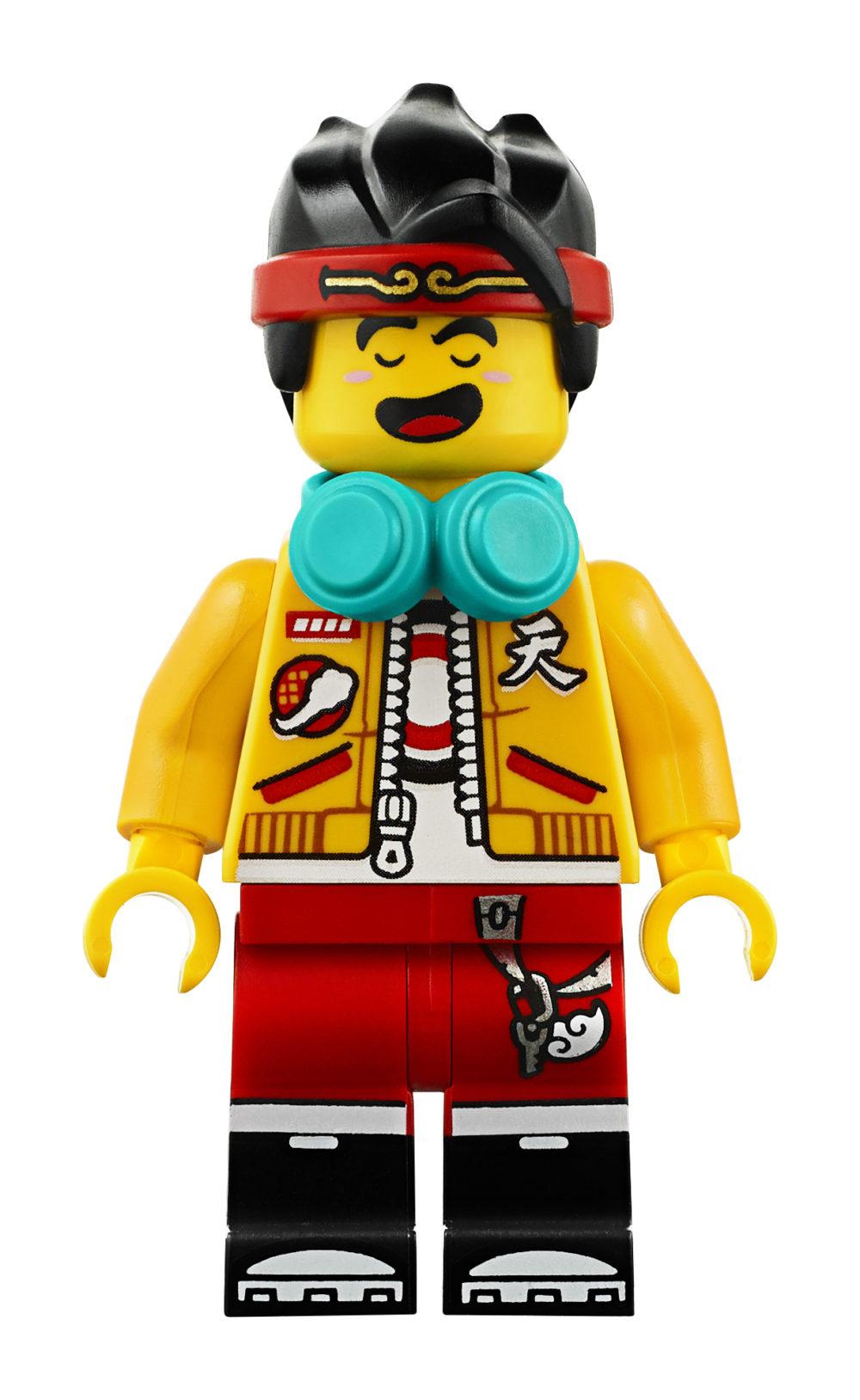 LEGO Monkie Kid Minifigure
