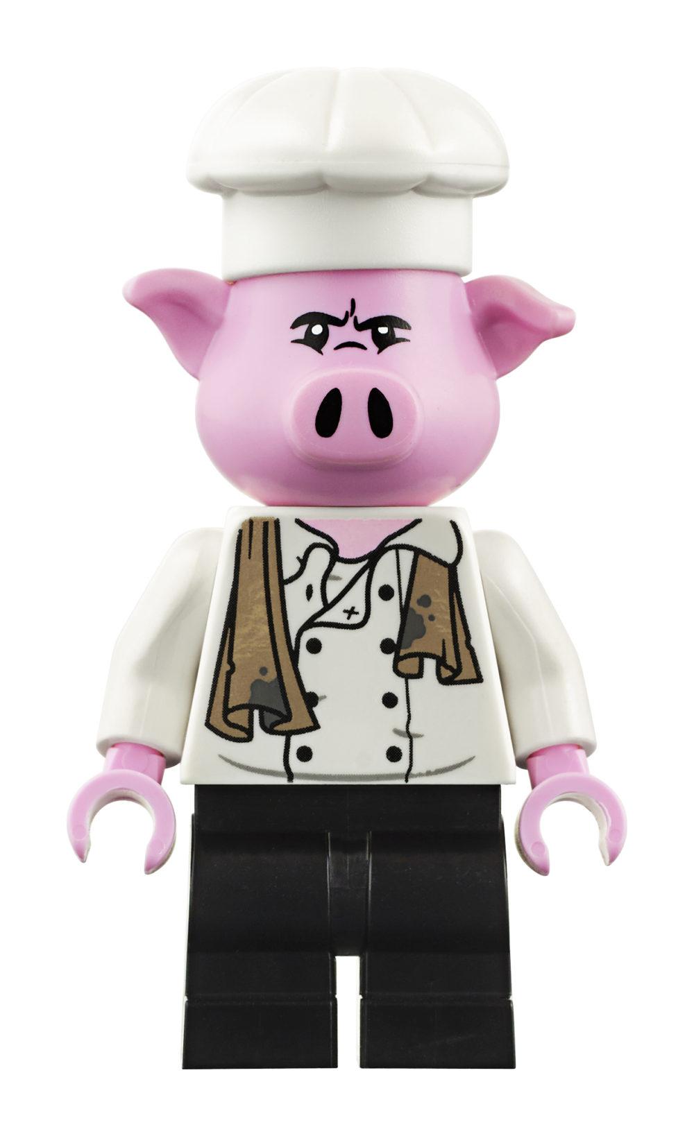 LEGO Pigsy Minifigure
