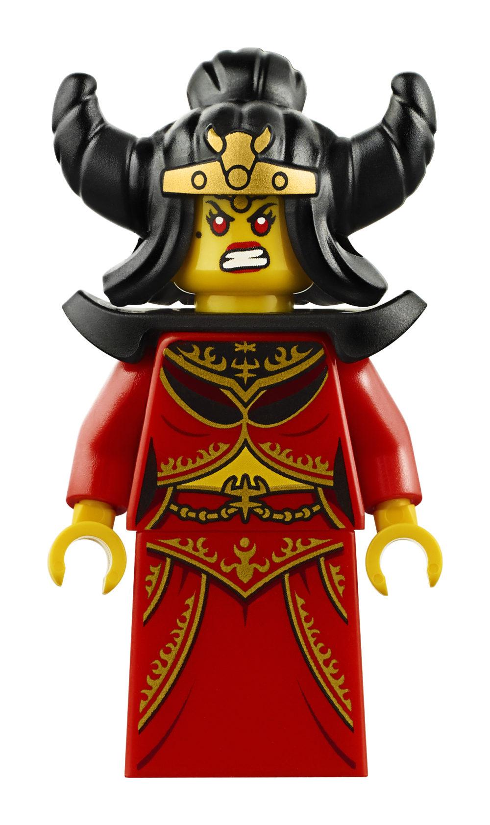 LEGO Princess Iron Fan Minifigure