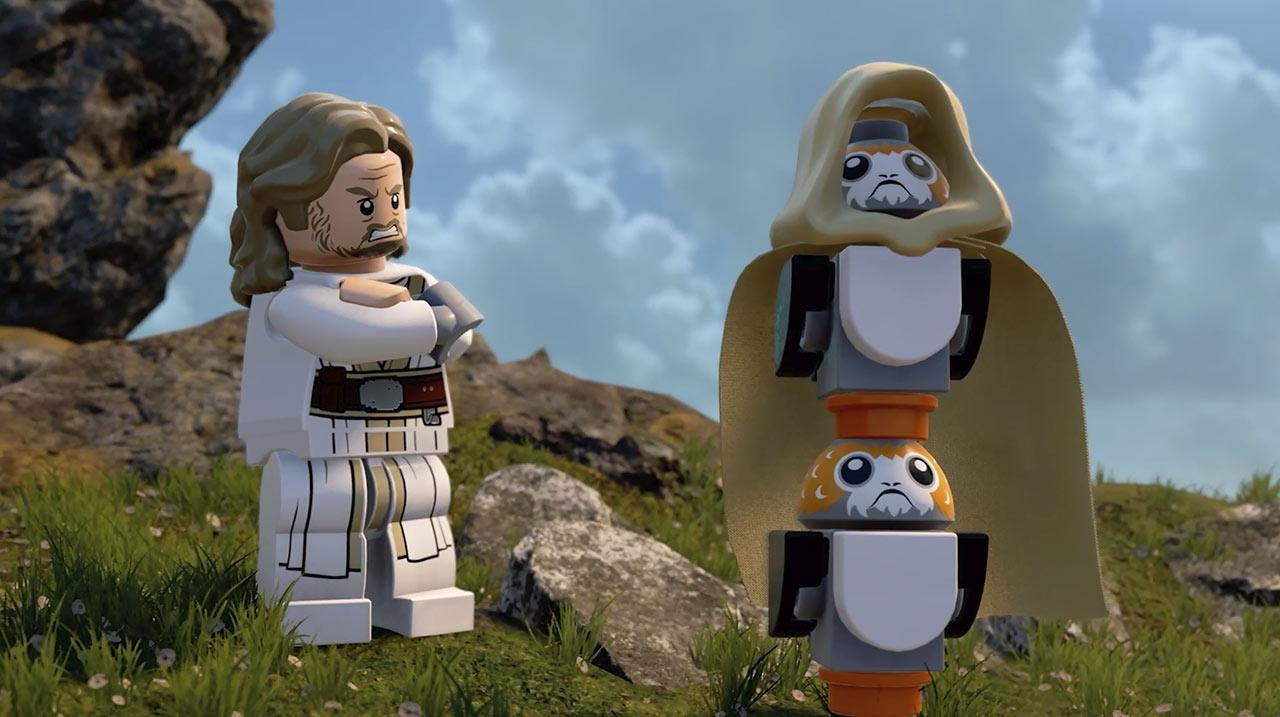 LEGO Star Wars The Skywalker Saga screenshots