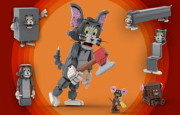 Tom And Jerry 80th Anniversary Figures