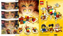 LEGO 40474 Build your own Monkey King