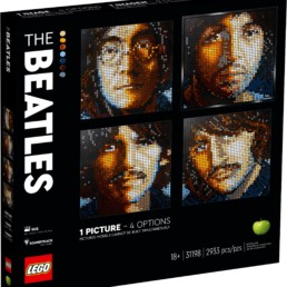 LEGO Art's 31198 The Beatles