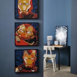 LEGO Art's 31199 Marvel Studios Iron Man