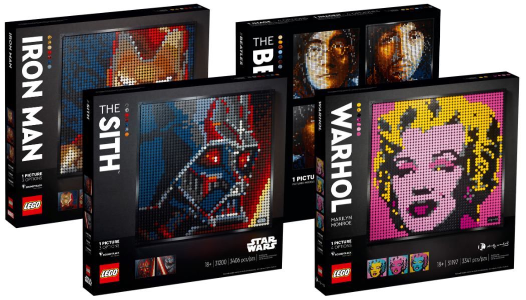 LEGO Art's