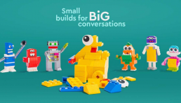 LEGO Build and Talk