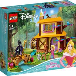 LEGO Disney 43188 Aurora's Forest Hut