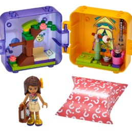 LEGO Friends 41434 Andrea's Jungle Play Cube (1)