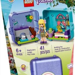 LEGO Friends 41435 Stephanie's Jungle Play Cube (1)