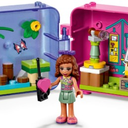 LEGO Friends 41436 Olivia's Jungle Play Cube (1)