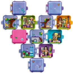 LEGO Friends Play Cubes Series 3