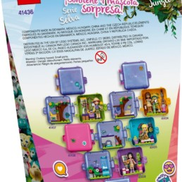 LEGO Friends 41436 Olivia's Jungle Play Cube (4)
