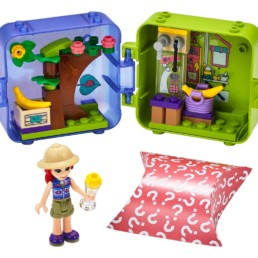 LEGO Friends 41437 Mia's Jungle Play Cube (1)