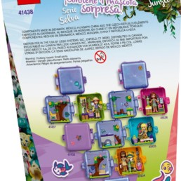 LEGO Friends 41438 Emma's Jungle Play Cube (5)